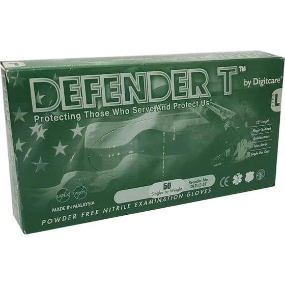 Large 500/case Digitcare Defender T Powder-Free Ni