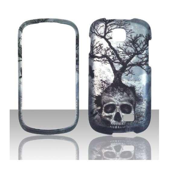 2D Tree Skull Samsung Galaxy Appeal I827 (AT T) /