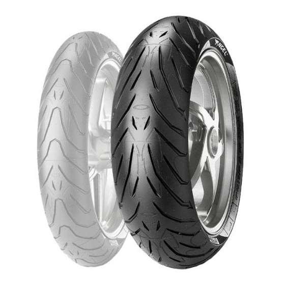 Angel ST EMS Sport Tour Tire Rear 180/55-17 ZR