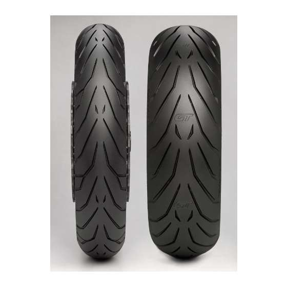 Angel GT Tire - Rear - 190/55ZR-17 , Position: R-3